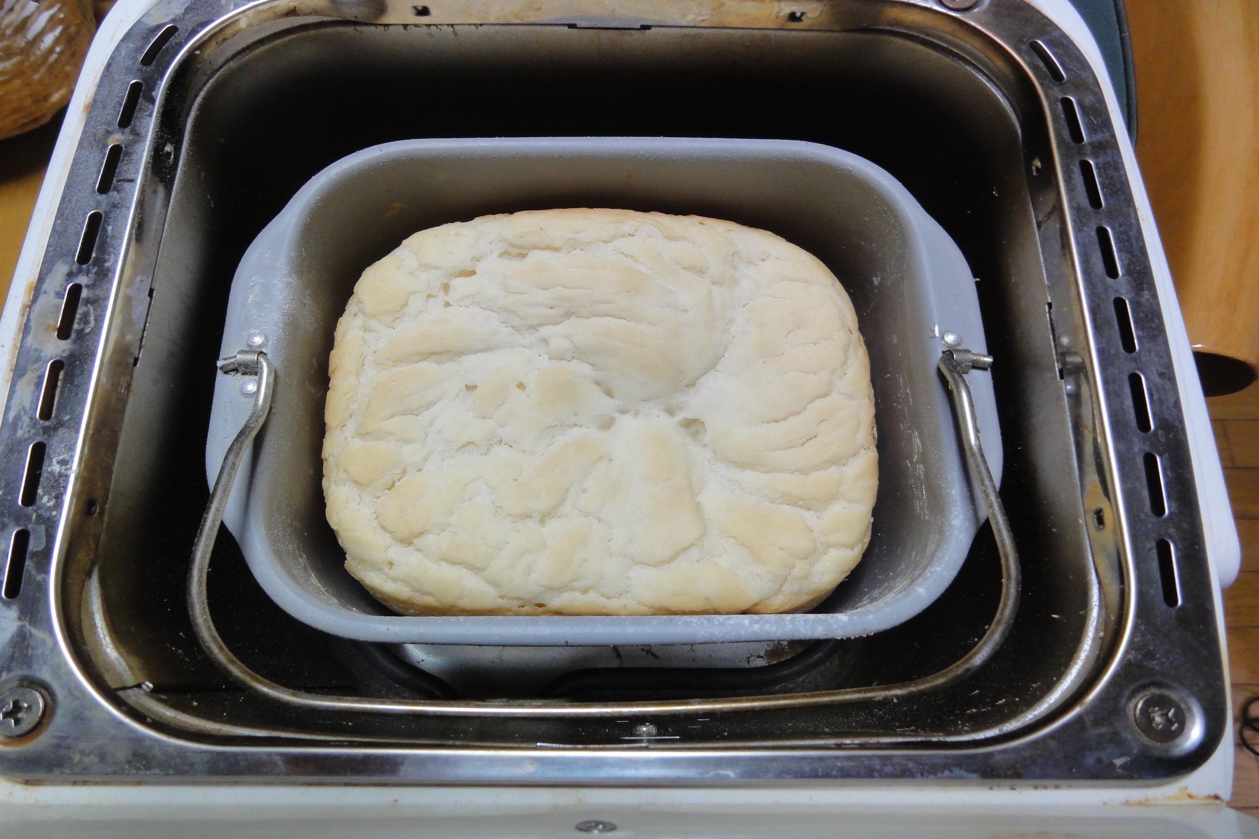 米粉パンを作る