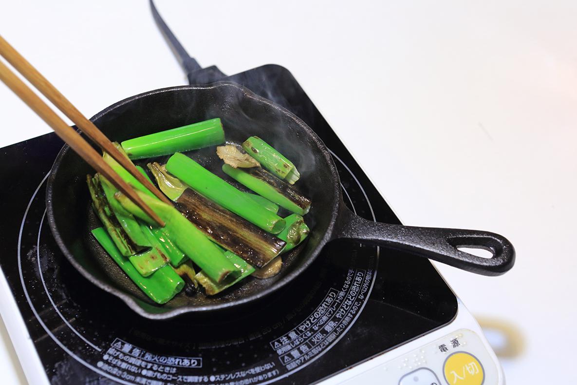 野菜がしんなり