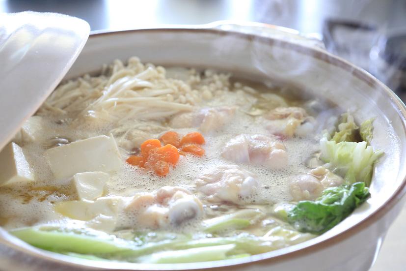 霧島鶏鍋スープ・霧島鶏 手羽元