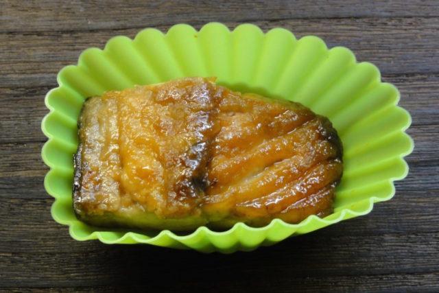 米粉を使った鯖の照り焼き(冷凍術)