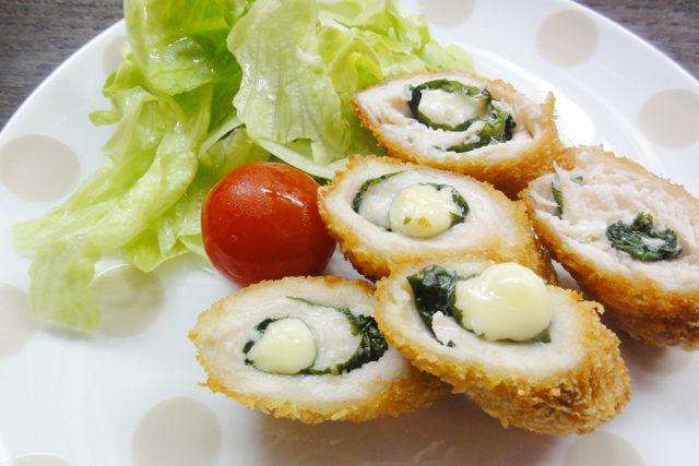卵・小麦不使用ささみチーズ巻き