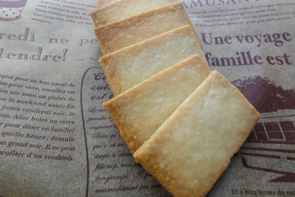 卵不使用米粉クリームチーズクッキー