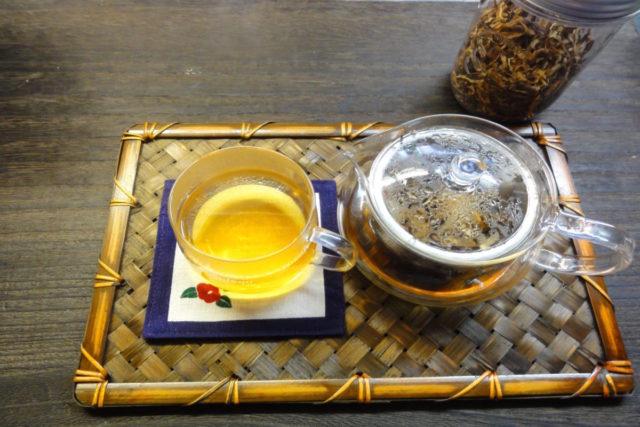 手作りごぼう茶