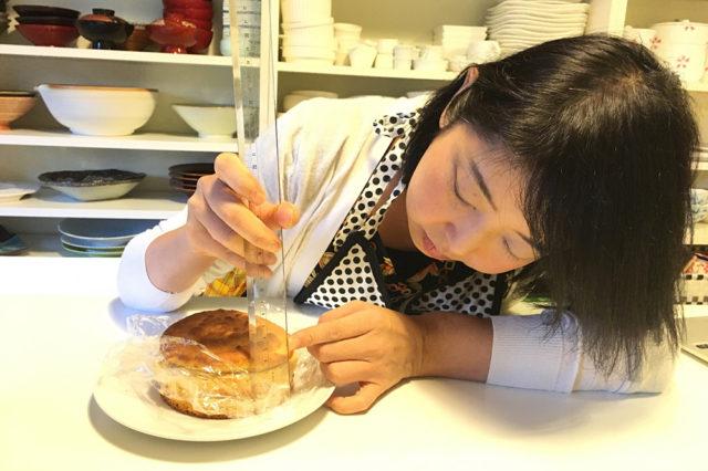 【卵・小麦不使用】ケーキスポンジ。試食編2