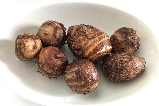 【野菜スイーツ】里芋のトリュフ?初回編