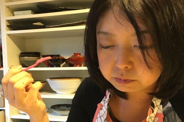 【野菜スイーツ】里芋のトリュフ?試食編2