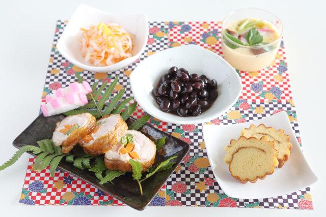 【宮崎県産エビス鶏 もも】おせち料理に子供が喜ぶ八幡巻