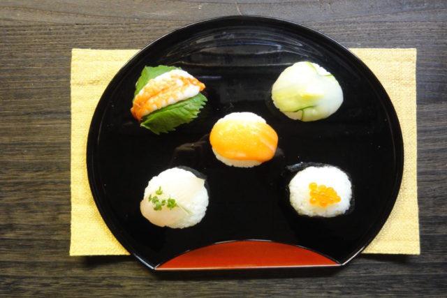 【目指せ!インスタ映え】可愛さ満点!手まり寿司,実験クッキング