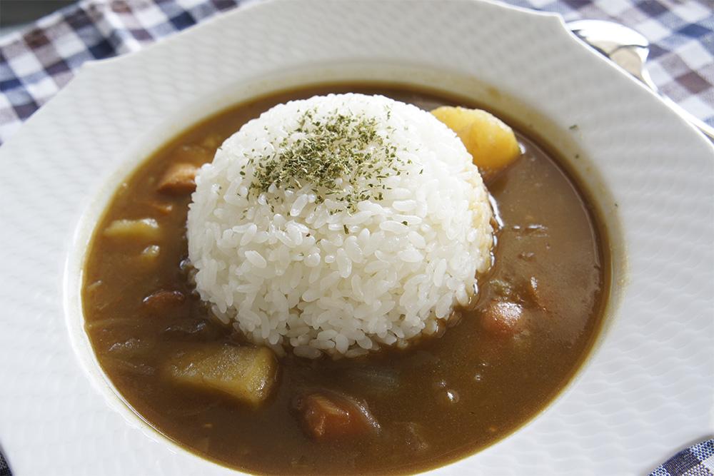 じっくりコトコト野菜カレー