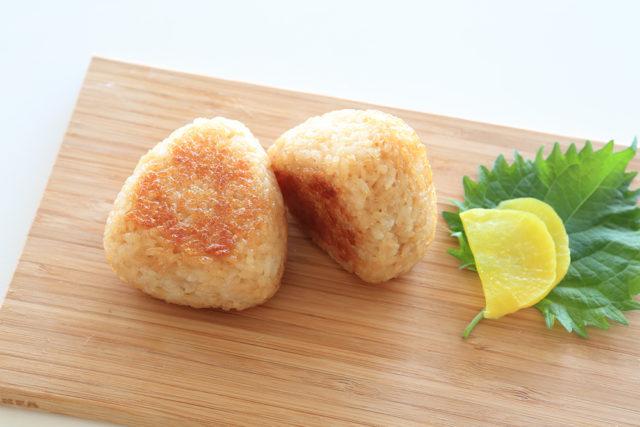【高千穂発酵バター】焼きおにぎり