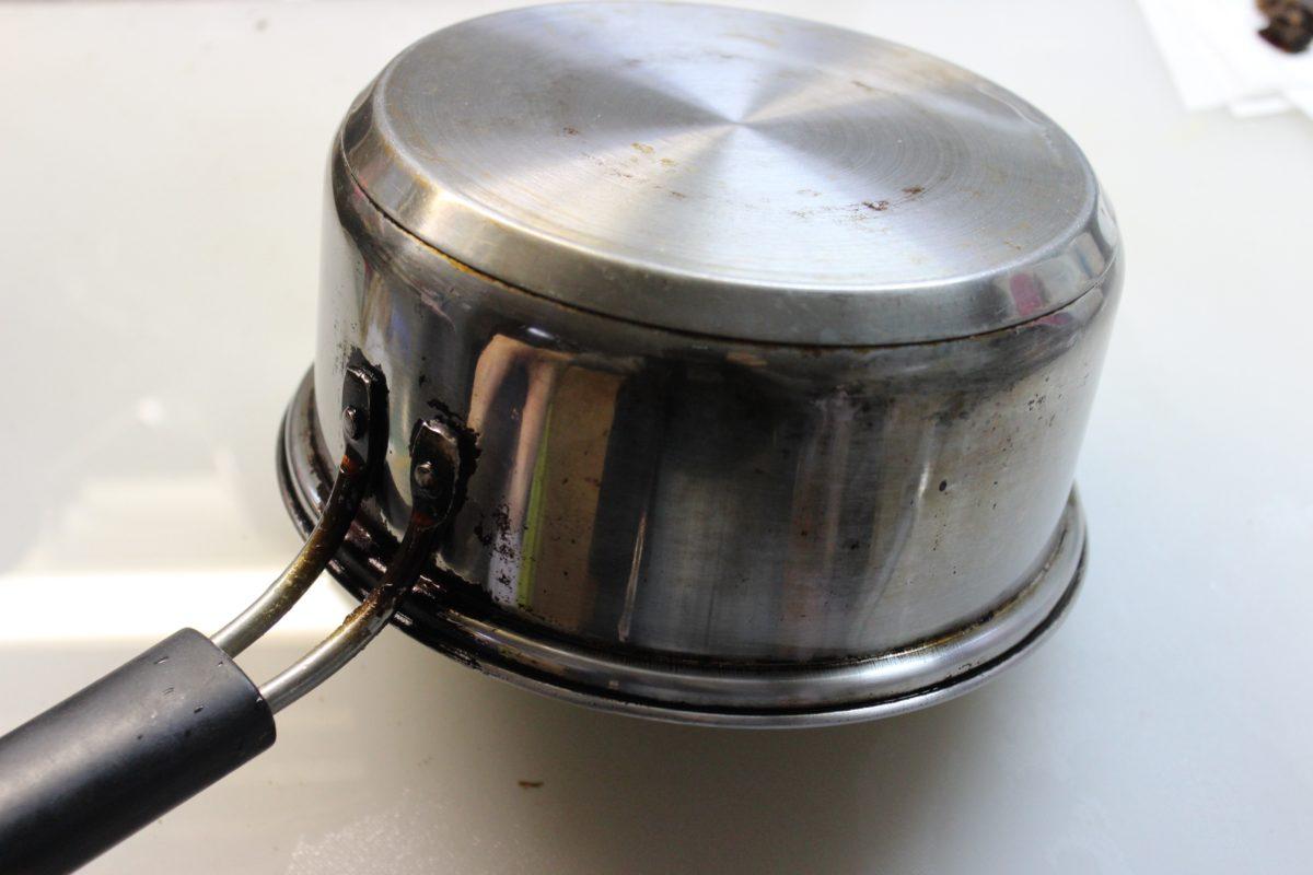 【年末に楽して掃除!】重曹鍋磨き お掃除編,実験クッキング,お役立ち