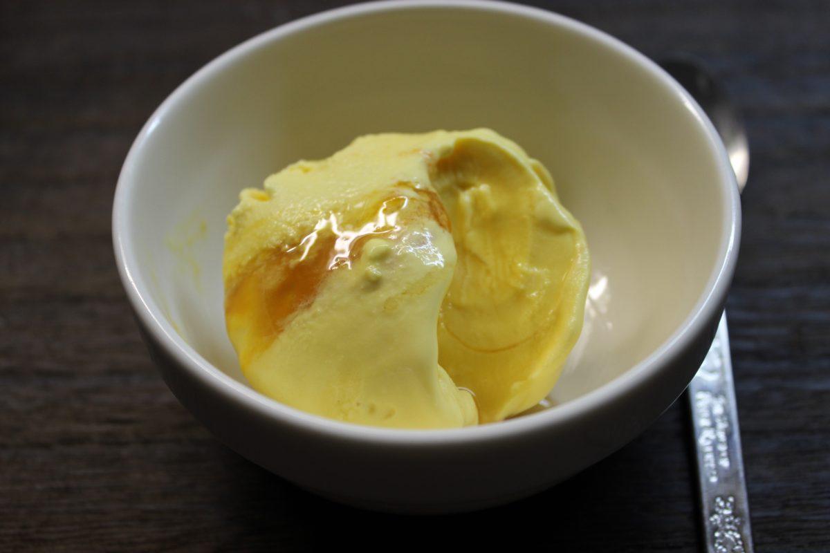卵不使用かぼちゃアイス,卵アレルギー