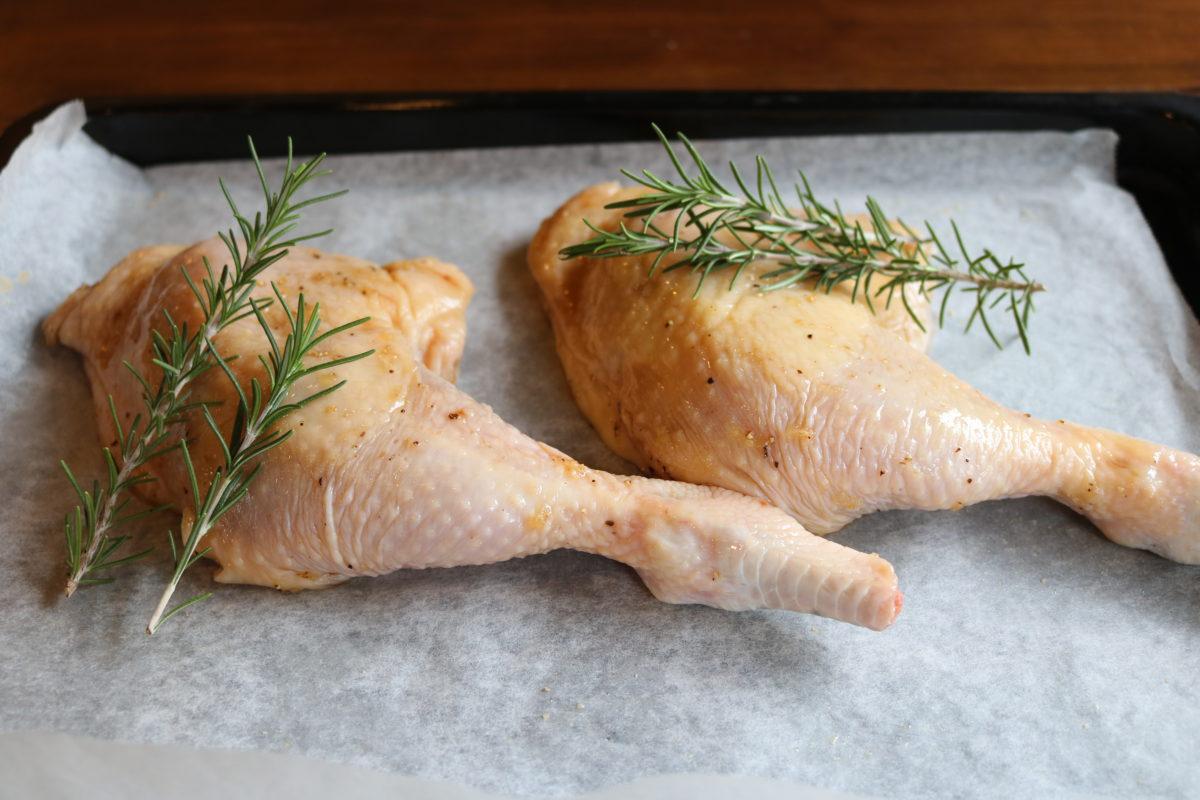 【霧島鶏 骨付きもも肉】クリスマスといえば!ローストチキン,エビス商事