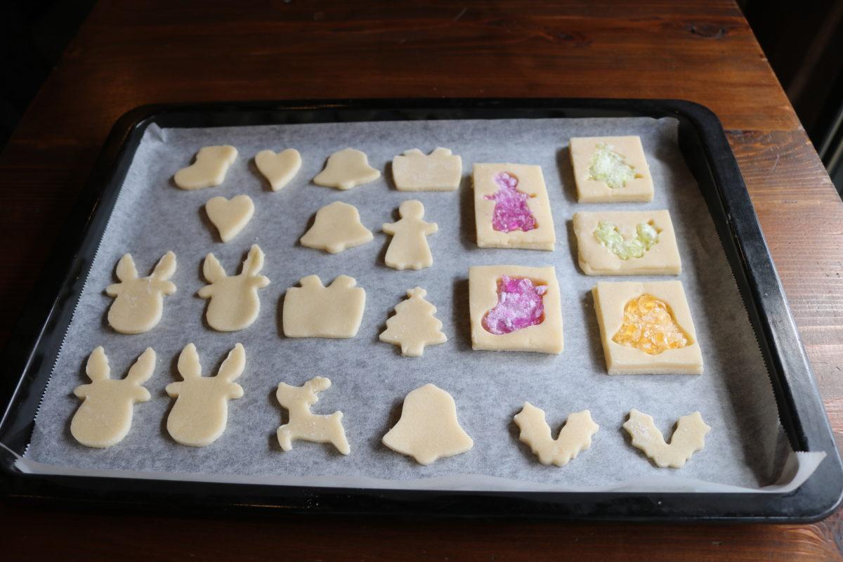 【高千穂発酵バター】芳醇な香り!クリスマスクッキー,高千穂牧場