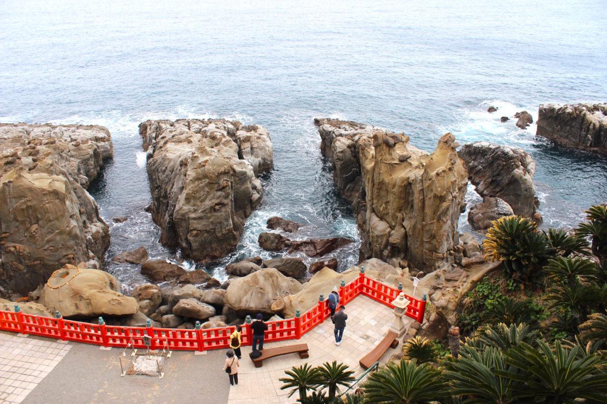 【インスタ映えする南九州】パワースポット巡り日南海岸~,鵜戸神宮,宮崎