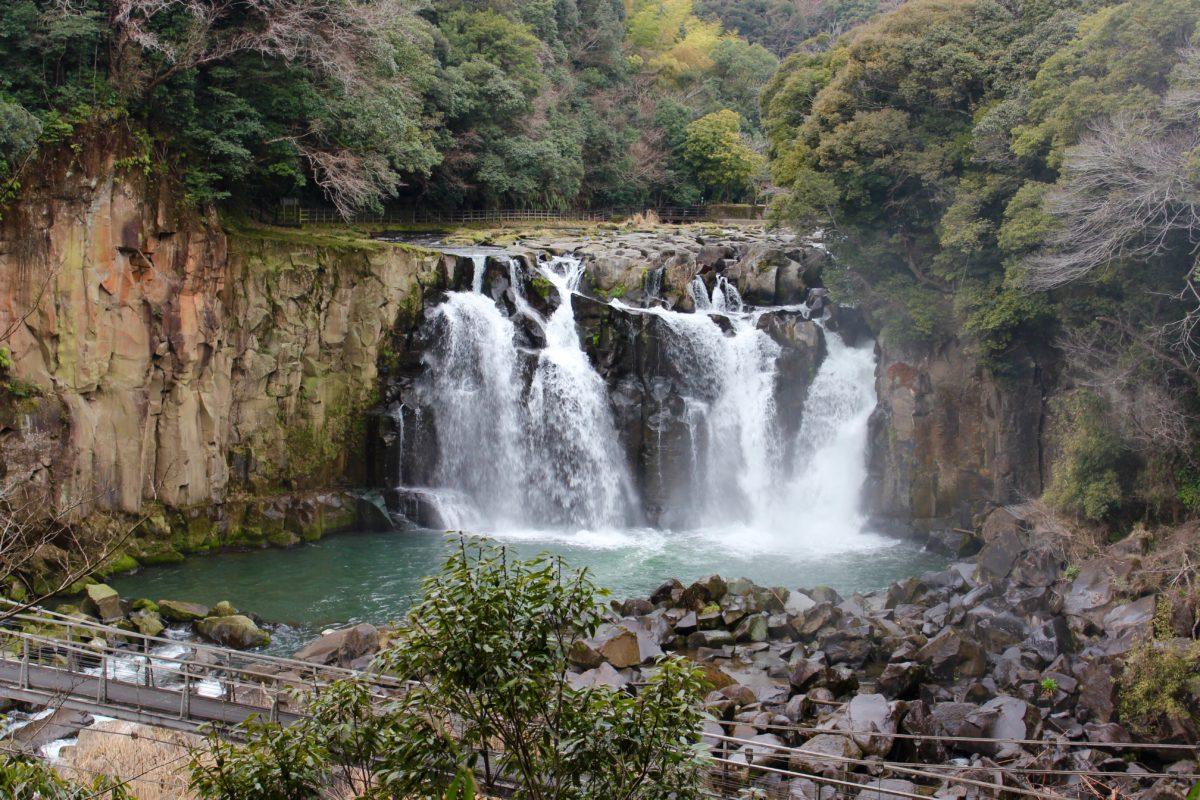 【インスタ映えする南九州】パワースポット巡り都城〜霧島,関之尾滝