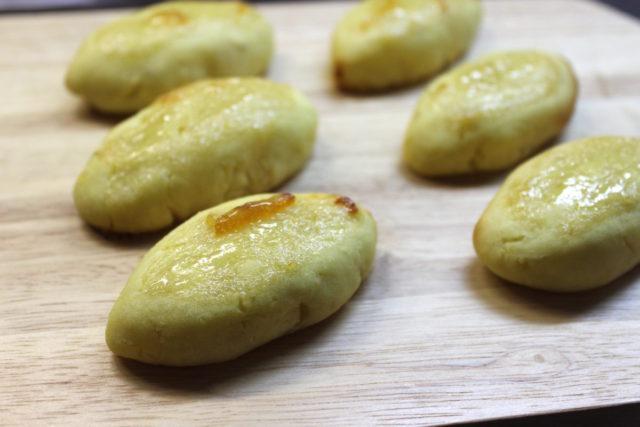 卵不使用スイートポテト,卵アレルギー対策