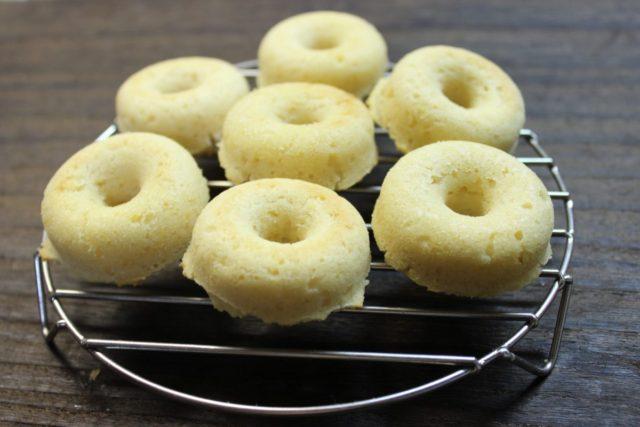 卵・小麦不使用おから米粉焼きドーナツ,小麦・卵アレルギー対策