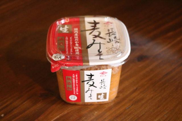 【無添加長崎麦みそ】相性ばっちり!粕汁,チョーコー醤油