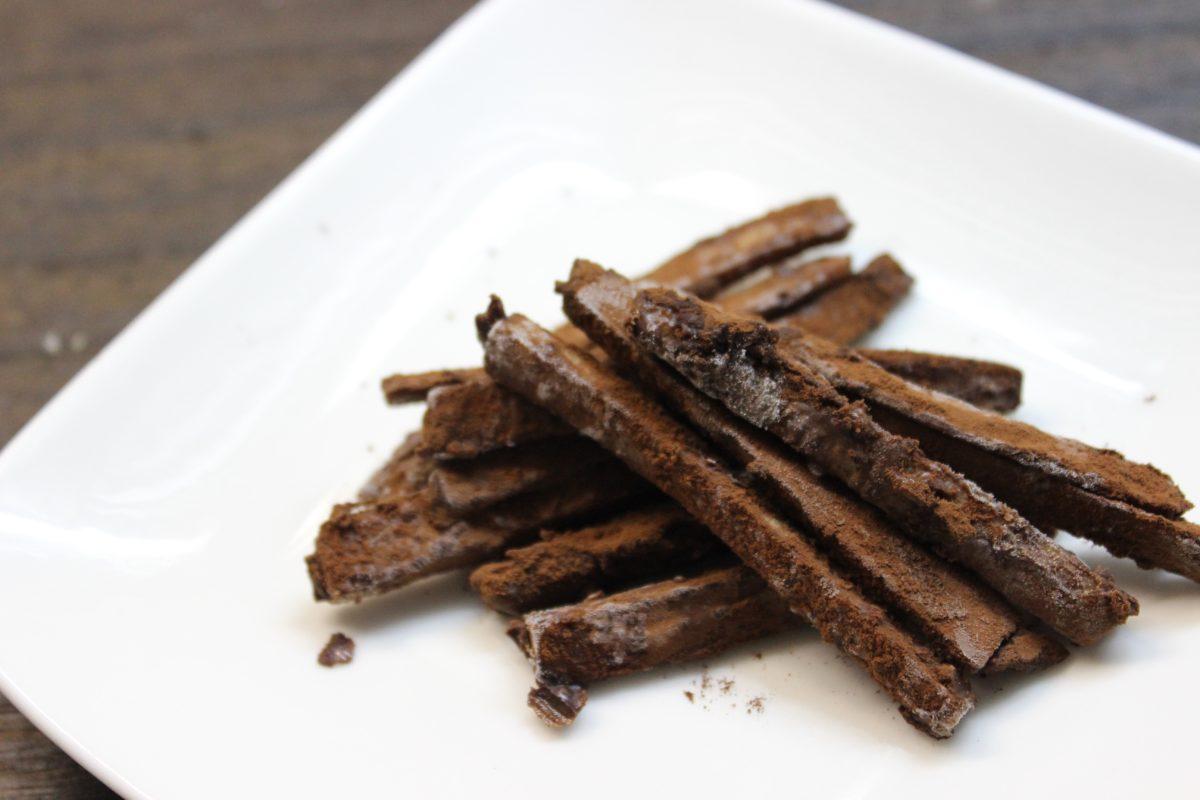 チョコごぼうスティック,食物繊維,便秘