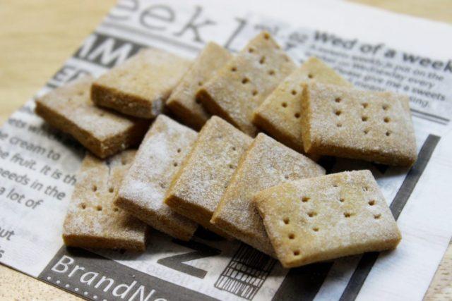 米粉乾パン,小麦アレルギー対策