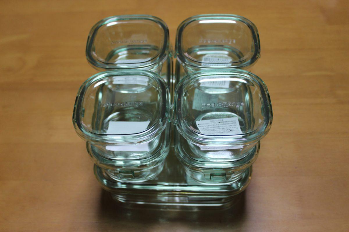 【耐熱ガラス保存容器】作り置きを始めるために!まず形から。,イワキ(iwaki),耐熱ガラス保存容器