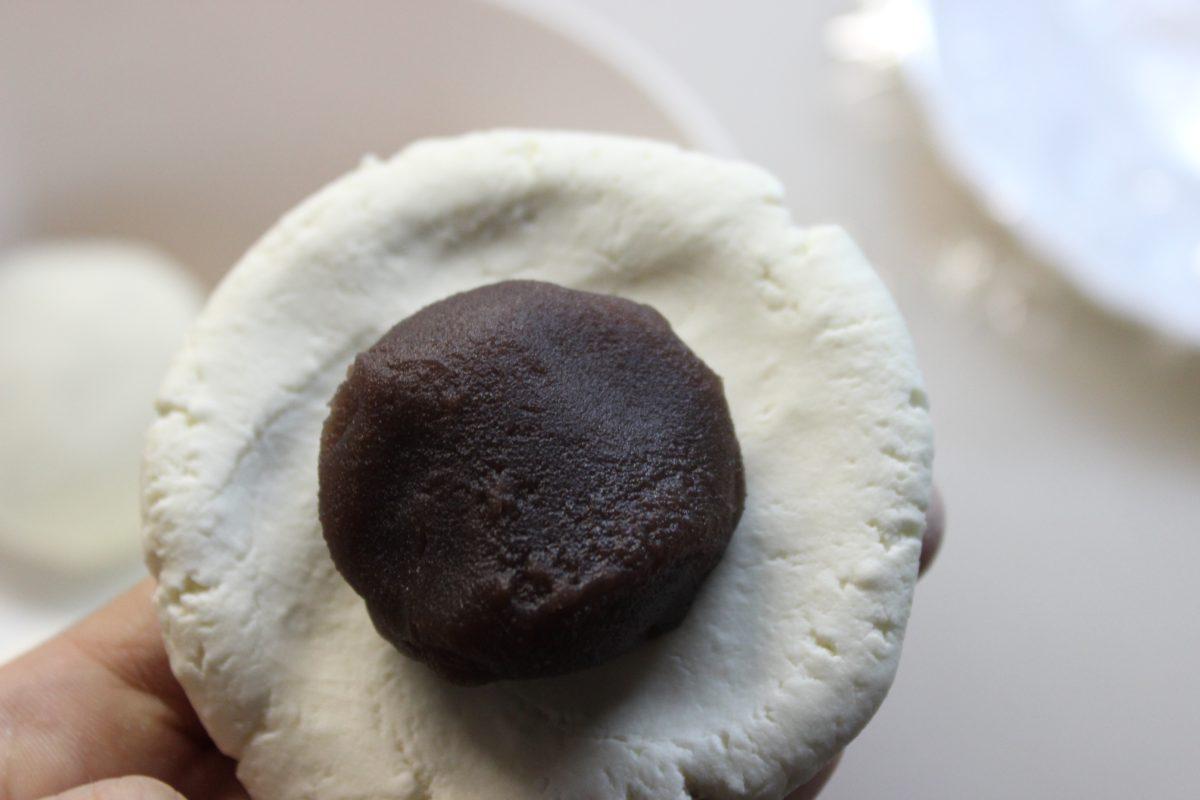 梅が枝餅,太宰府,小麦・卵不使用お菓子