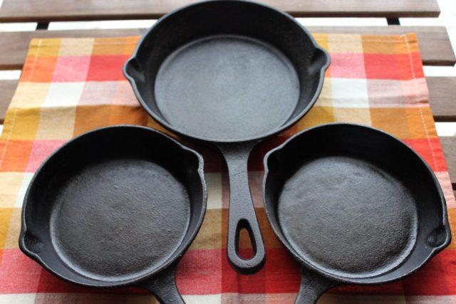 【料理を楽しく!美味しく!】主婦歴20年の私が買って良かった調理器具。,スキレット