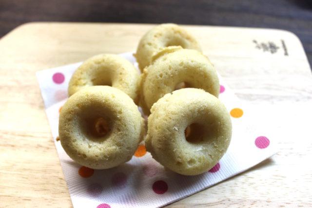 米粉おから焼きドーナツ,卵・小麦不使用