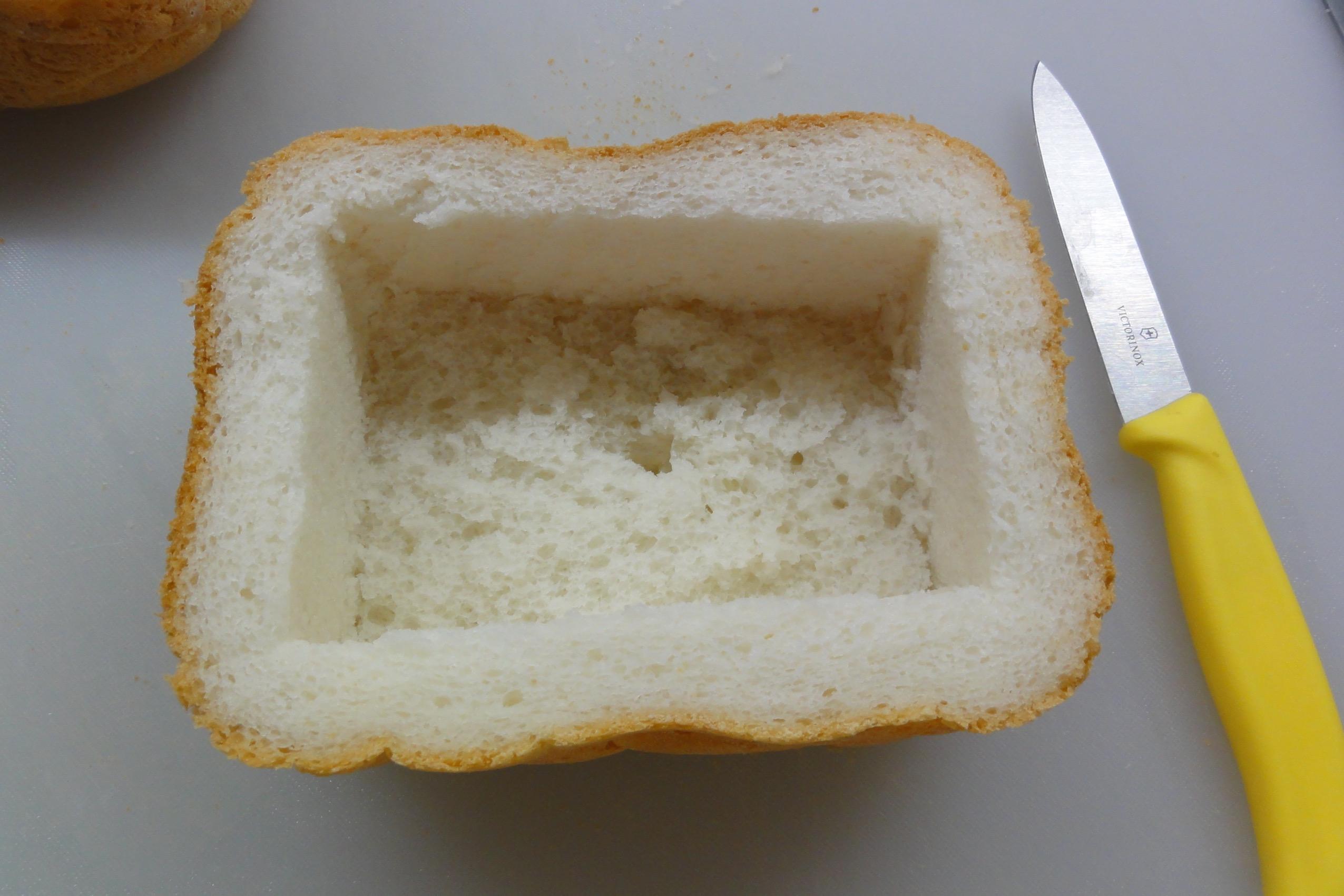 米粉パンの器