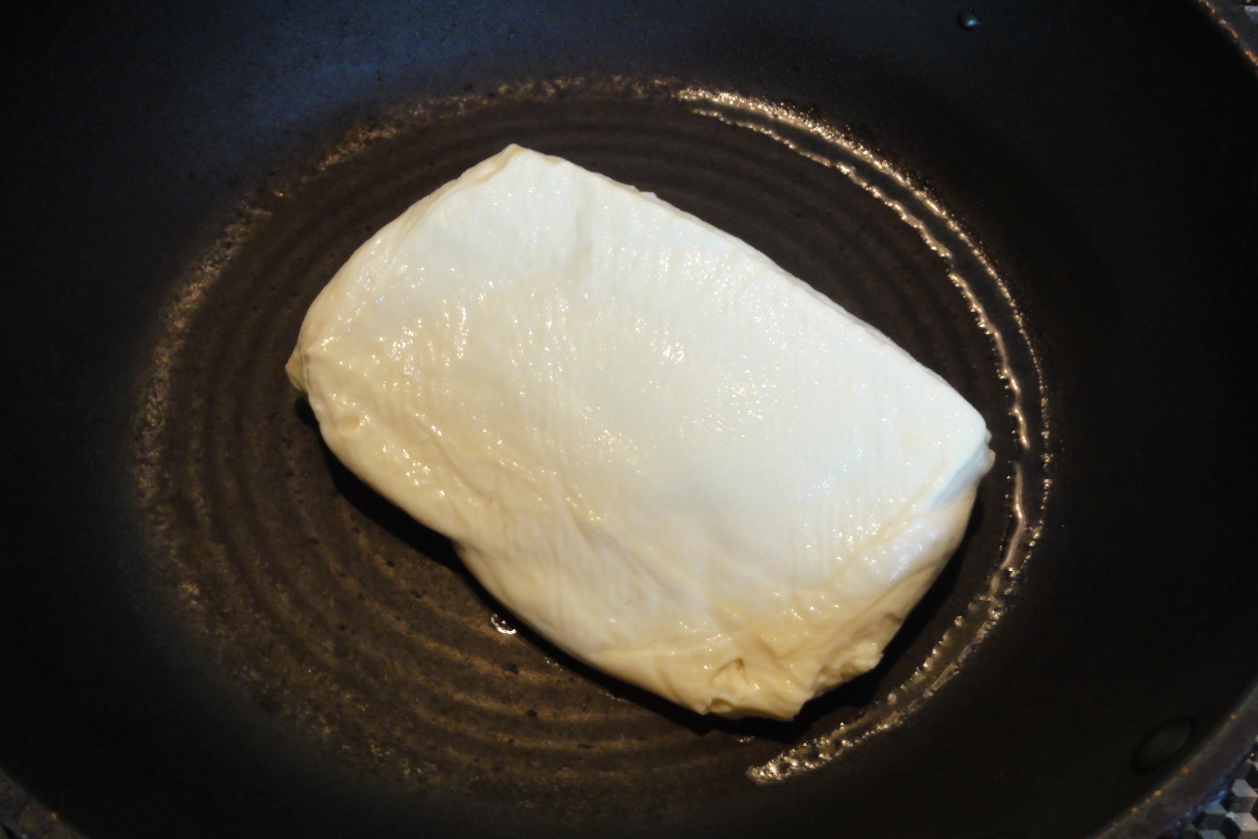 水切りした木綿豆腐