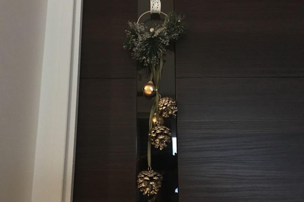 クリスマスの飾り