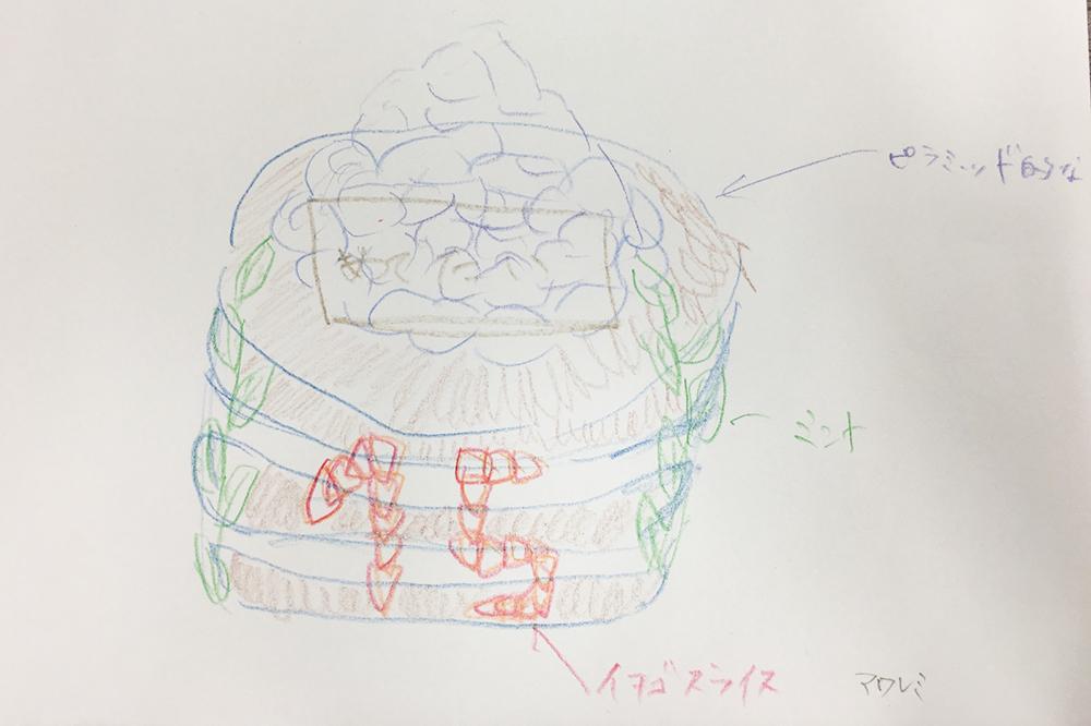 阿波レミさん作デザイン画