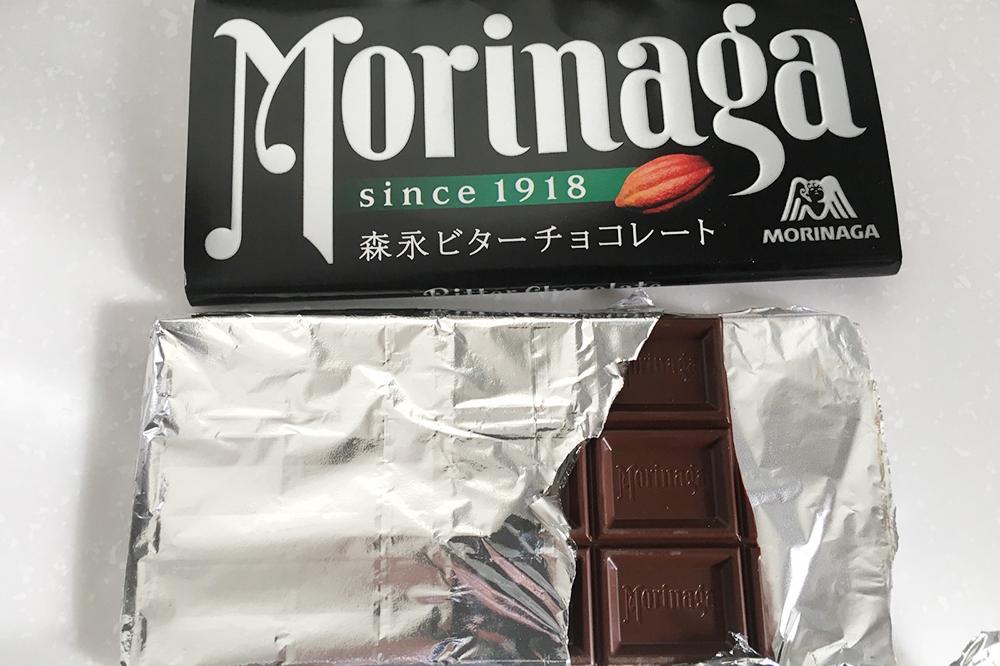 森永ビターチョコレート