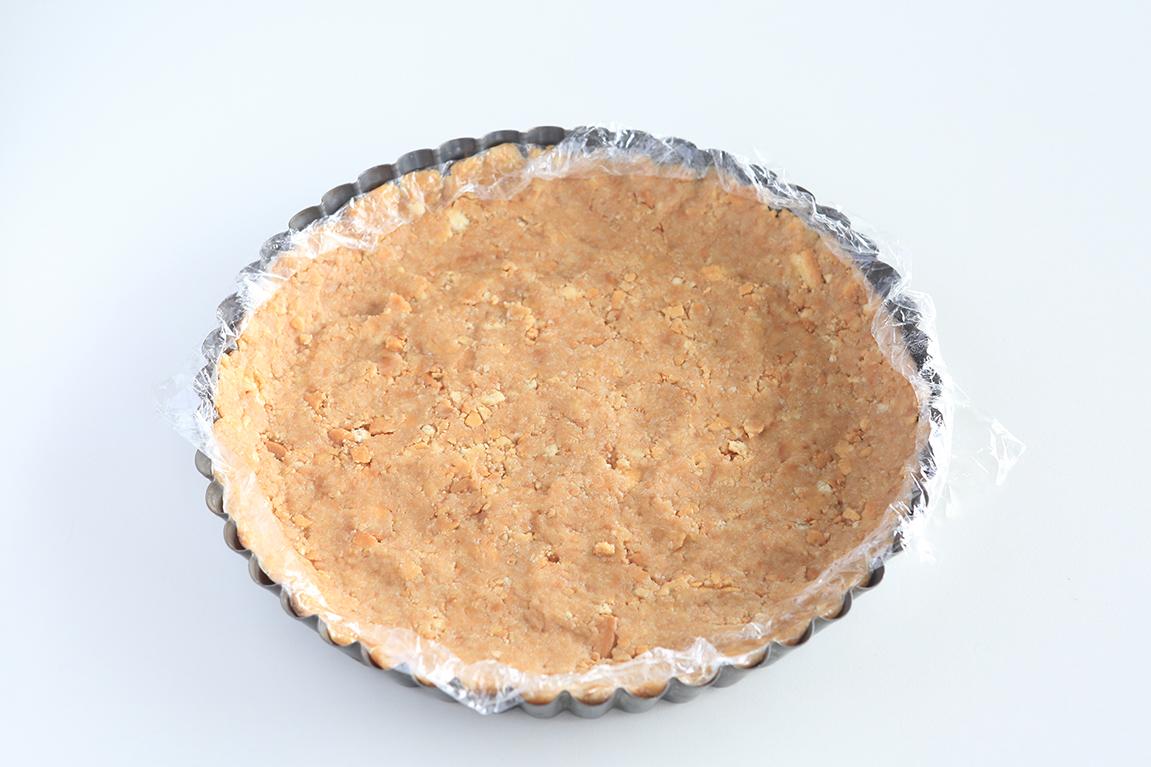 発酵バターの芳醇な香りがプレーンクッキーと合わさり、これだけでも食べたくなります!