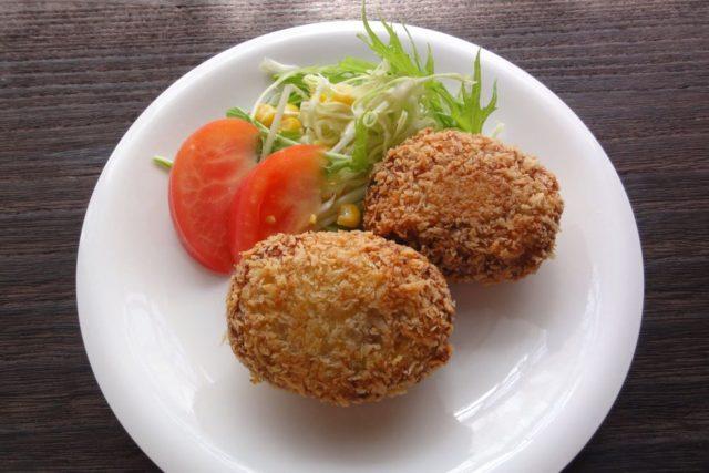 卵・小麦不使用米粉コロッケ