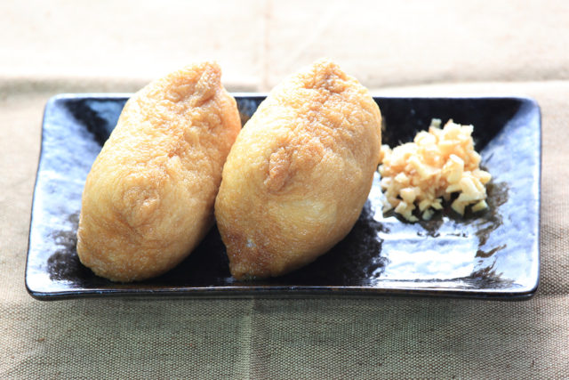 【福山米酢 赤印】いなり寿司