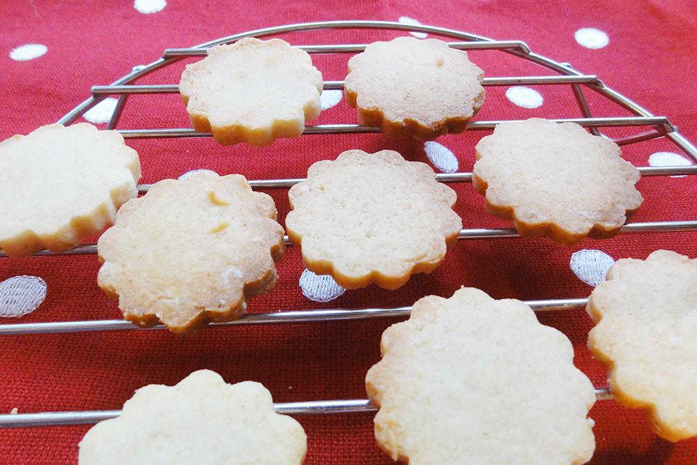 卵・小麦不使用米粉クッキー