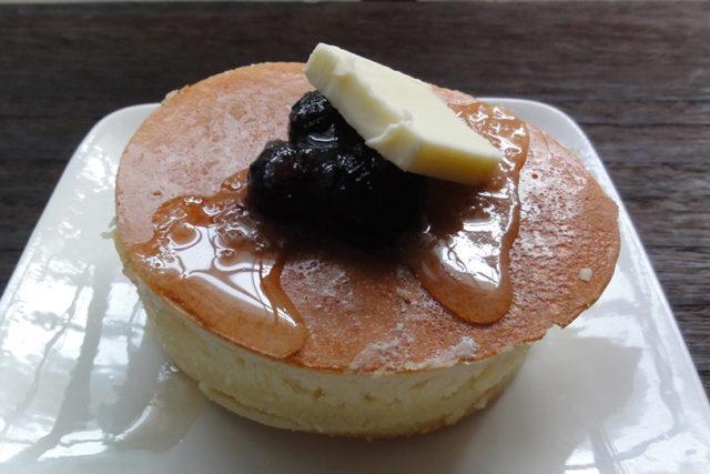 卵・小麦不使用米粉パンケーキ