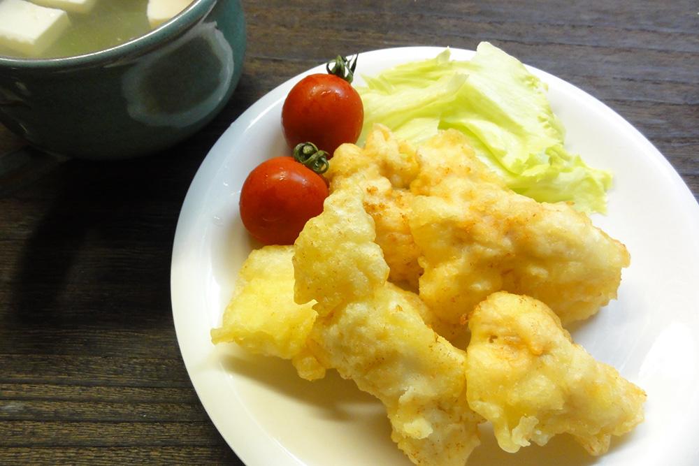 卵・小麦不使用ササミフリッター