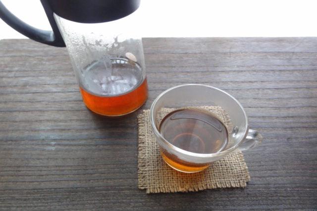 デトックス効果!手作りどくだみ茶