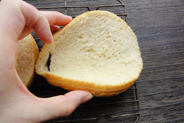 【卵・小麦不使用】ケーキスポンジ。改良編