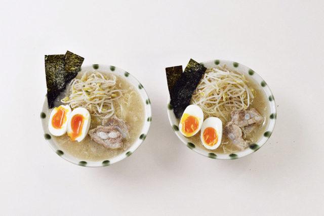 【温泉水99】博多とんこつラーメンスープ比較!