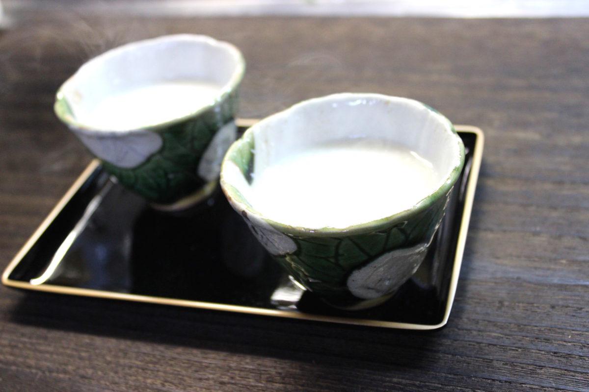 冷え切った心も身体も温めてくれる!とっておきドリンク】手作り編,米麹甘酒