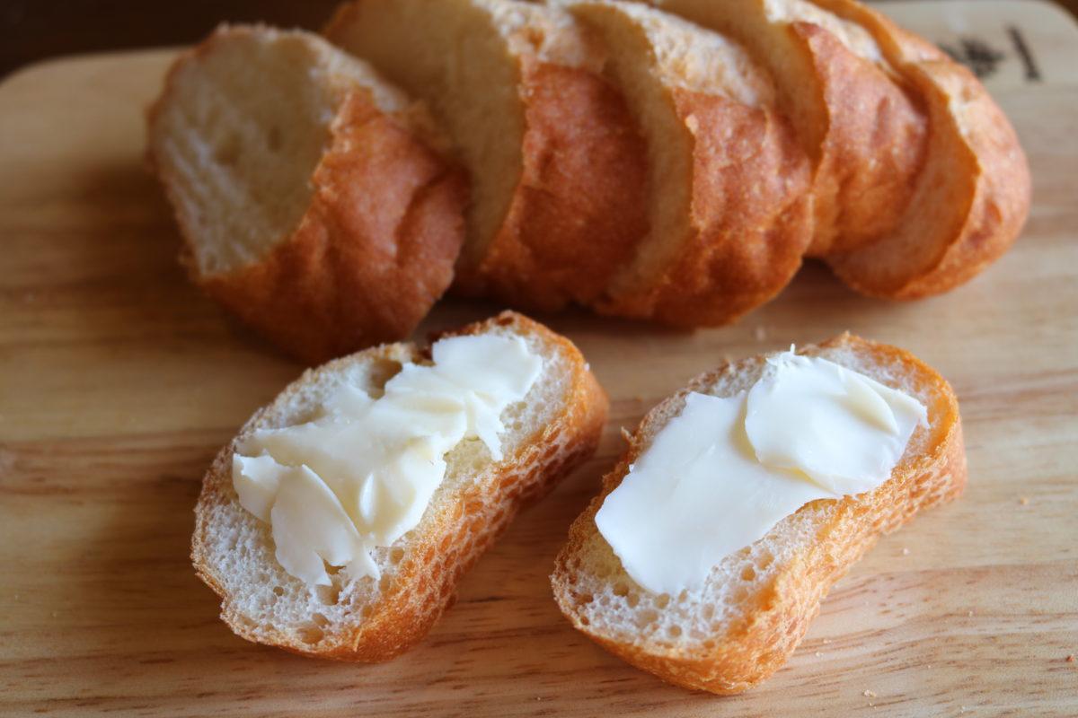 【高千穂牧場スペシャルセット04 発酵バター・瓶入りバター】贅沢バターの食べ比べ,実験クッキング