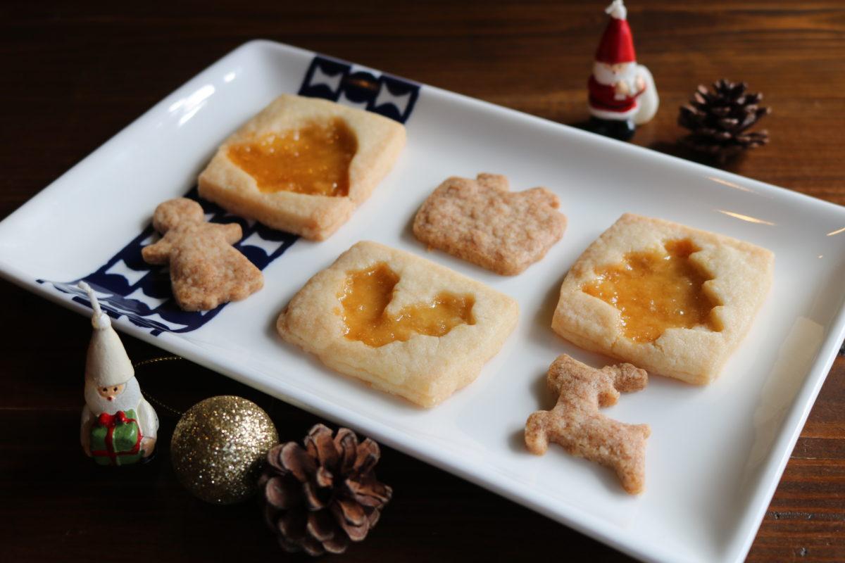 【インスタ映えするクッキー】ステンドグラスクッキー!,高千穂発酵バター