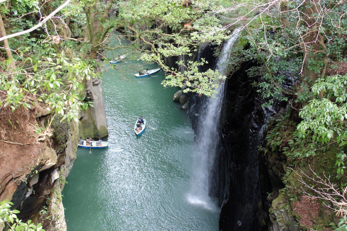 【インスタ映えする南九州】パワースポット巡り高千穂峡〜,フォトジェニックな写真