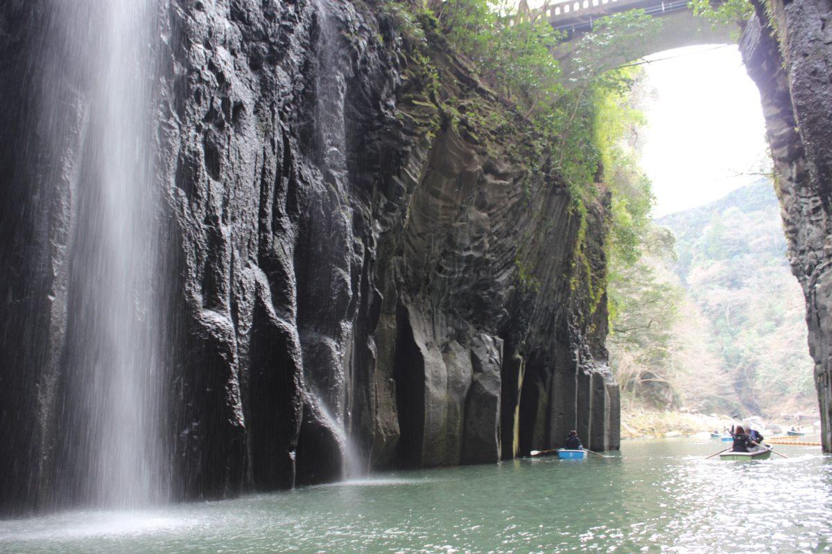 【インスタ映えする南九州】パワースポット巡り高千穂峡〜