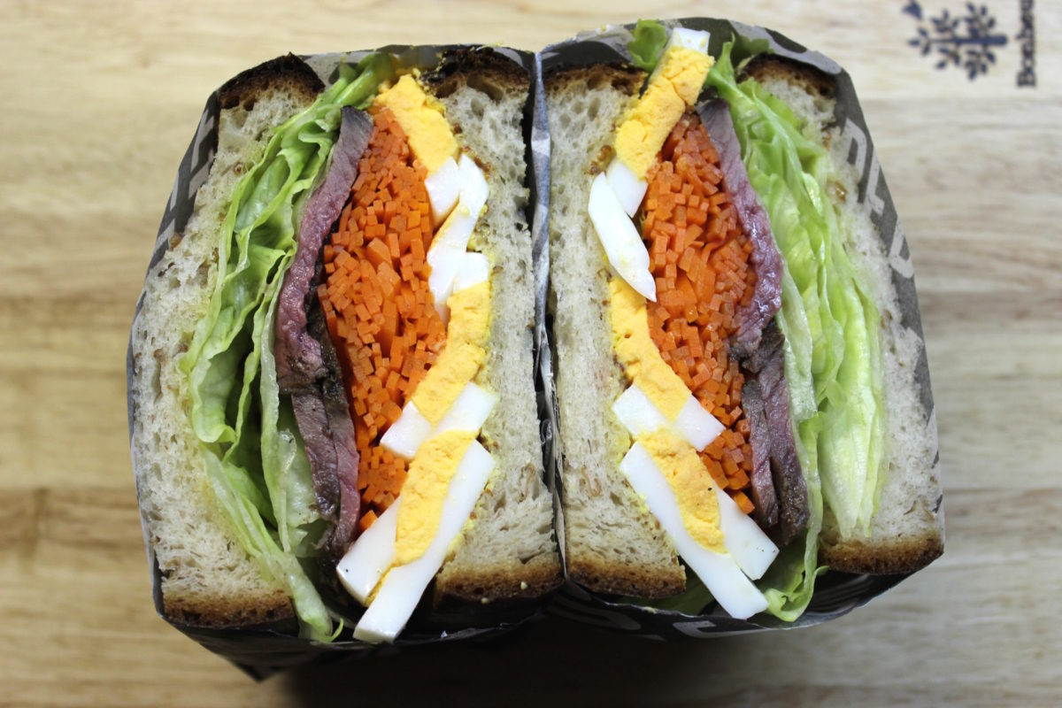 【インスタ映えするローストビーフ】低糖質ダイエットにも最適食材!