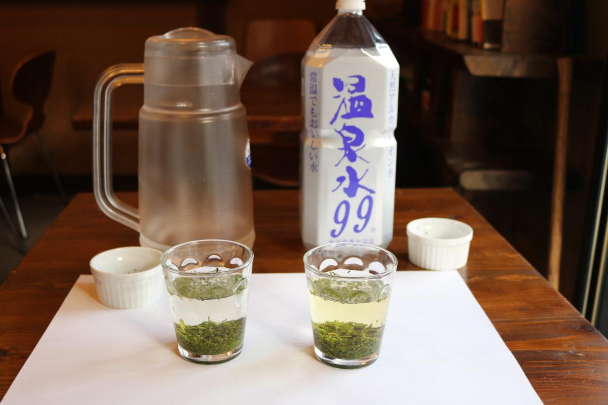 温泉水99,【温泉水99】水出しコーヒー抽出実験!